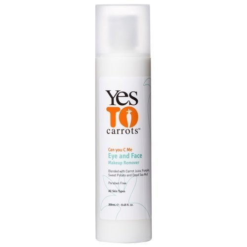 Yes To Carrots Eye and Makeup Remover