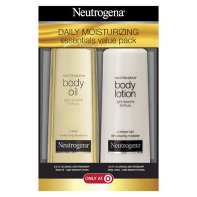 Neutrogena® Daily Moisturizing Essentials Value Pack