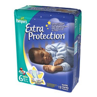 Pampers® Extra Protection Diapers Size 6