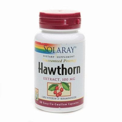 Solaray Hawthorn Extract 100mg