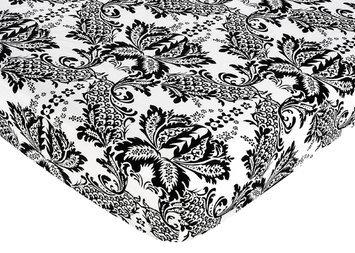 Jo Jo Designs Sweet Jojo Designs Sophia Fitted Baby Crib Sheet Print
