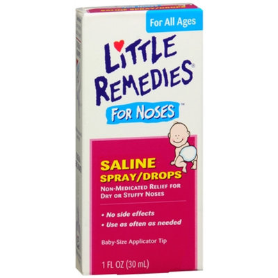 Little Noses Saline Spray/Drops