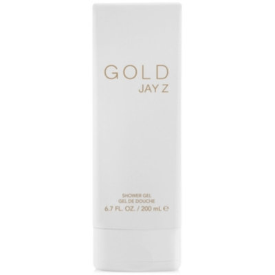 Gold Jay Z Shower Gel, 6.7 oz