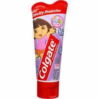 Colgate Dora The Explorer Fluoride Toothpaste