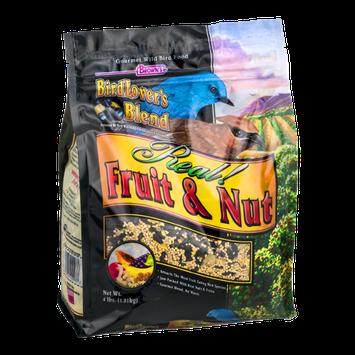 Brown's Bird Lover's Blend Real! Fruit & Nut Gourmet Wild Bird Food