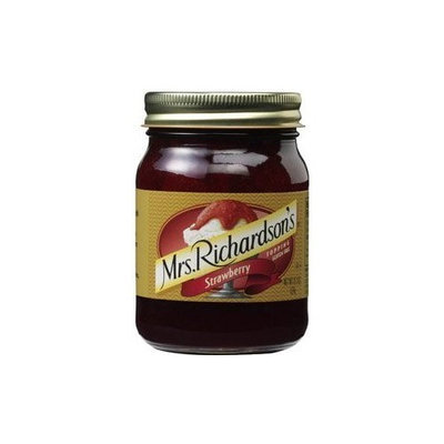 Mrs. Richardson's Ice Cream Topping and Dessert Sauce, Strawberry, 15.5 Ounce