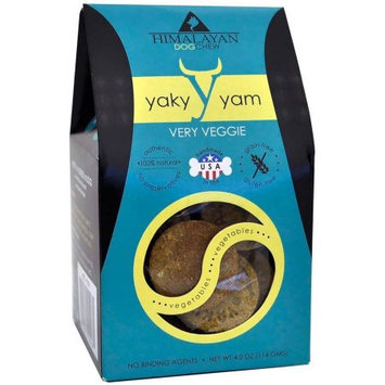 Top Dog Himalayan Dog Chew Yaky Yam Vitality Dog Treats - 4 oz.