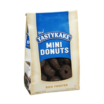 Tastykake Rich Frosted Mini Donuts