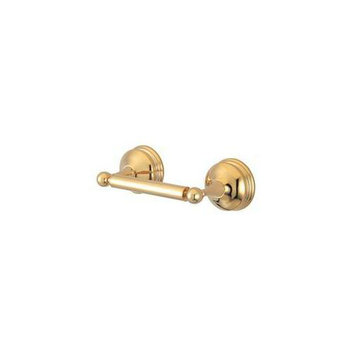 Kingston Brass BA1168PB Vintage Classic Toilet Paper Holder - Polished Brass