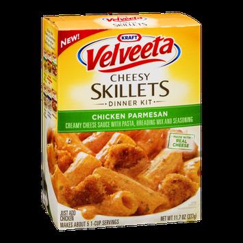 Kraft Velveeta Cheesy Skillet Dinner Kit Chicken Parmesan