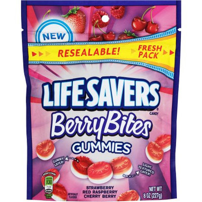 Life Savers Gummies Berry Bites