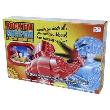 Mattel Rock 'Em Sock 'Em ROBOTS Game