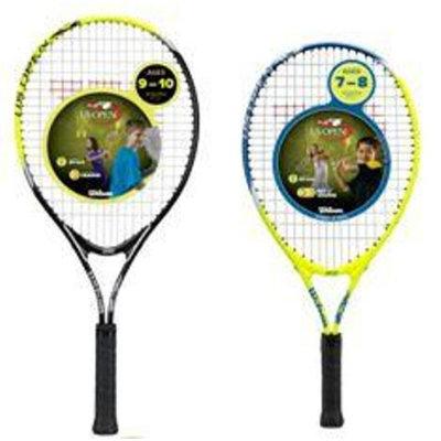 Wilson Sporting Goods US Open Junior Tennis Racquet