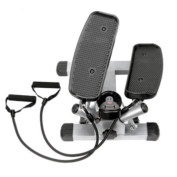 Sunny Health & Fitness Twist Stepper - Black