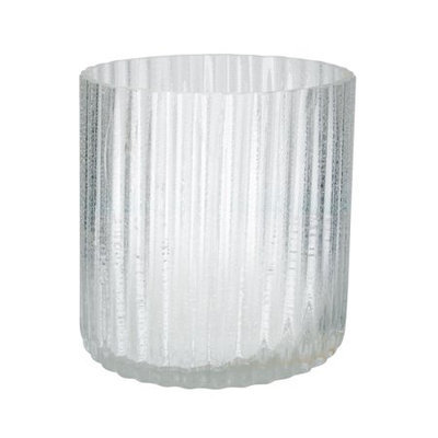 Lazy Susan 464063 Fluted Ice Fizz Votive Large