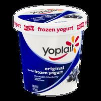Yoplait® Original Mountain Blueberry Low Fat Frozen Yogurt
