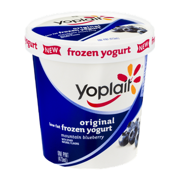 Yoplait® Original Mountain Blueberry Low Fat Frozen Yogurt