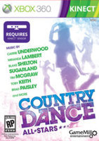 CokeM Interactive Country Dance: All Stars Kinect