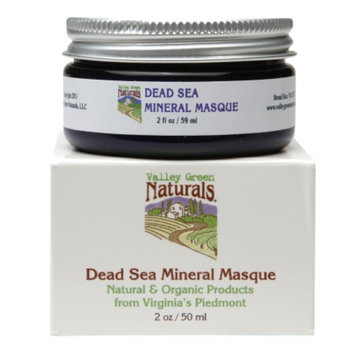 Valley Green Naturals Dead Sea Mineral Masque, 2 oz