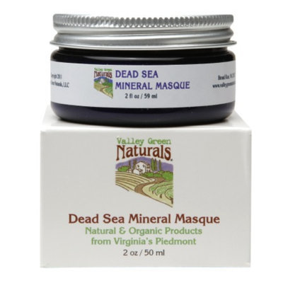 Valley Green Naturals Dead Sea Mineral Masque, 2 oz