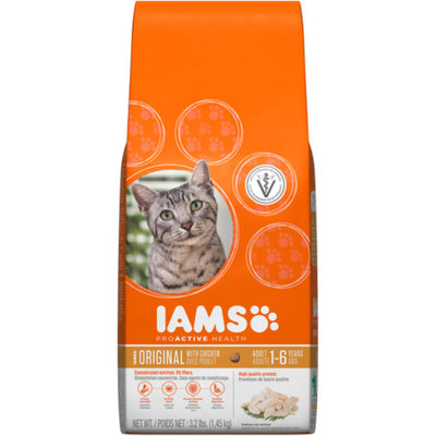 IamsA ProActive Health Original Adult Cat Food