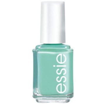 armani makeup essie nail color, turquoise & caicos