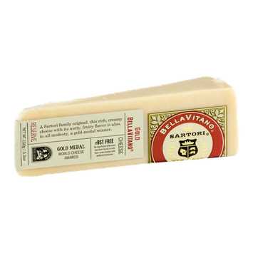 Sartori Gold BellaVitano Cheese