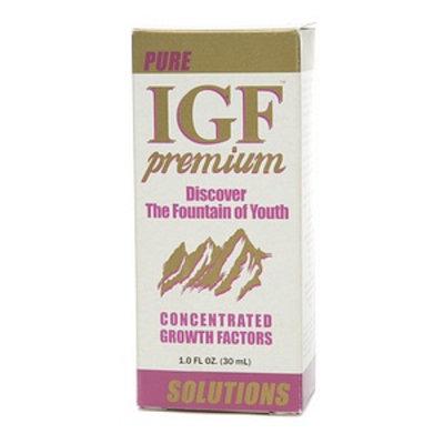 Pure Solutions IGF Premium Growth Factors