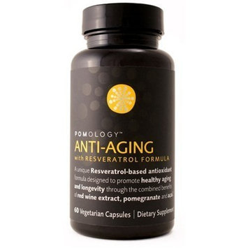 Pomology Pomegranate ANTI-AGING W/RESVERATROL pack of 15