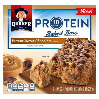 Quaker QUAKER Chocolate Chip Granola Bars