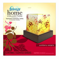 Febreze Home Collection Yumberry Sangria Flameless Luminary Refill