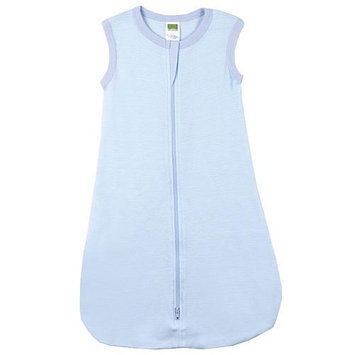 Kushies Baby Kushies Boys Everyday Layette Sleep Blanket - Blue Stripe (6 Months)