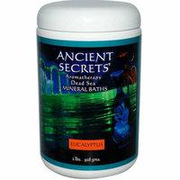Ancient Secrets Aromatherapy Dead Sea Mineral Baths Eucalyptus 2 lbs