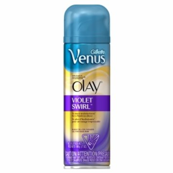 Gillette Venus with a Touch of Olay Shave Gel, Violet Swirl