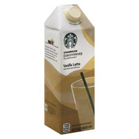 Quaker® Starbucks Discoveries Vanilla Latte