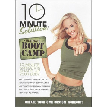 Anchor Bay/starz 10 Minute Solution: Ultimate Boot Camp (DVD)