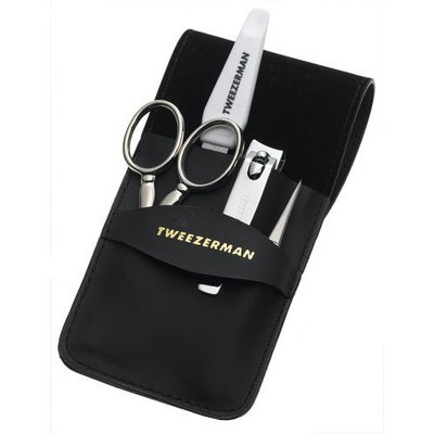 Tweezerman Deluxe Men's Grooming Kit