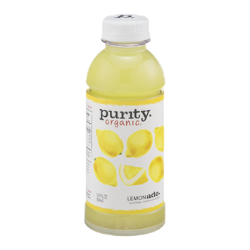 Purity Organic Juice Drink Lemonade