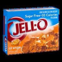 JELL-O Low Calorie Gelatin Dessert Orange