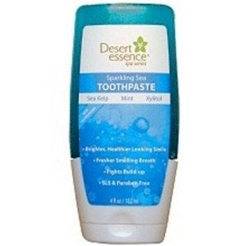 Desert Essence Sparkling Sea & Mint Toothpaste