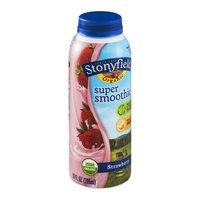 Stonyfield Organic Super Smoothie Strawberry