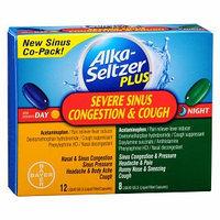 Alka-Seltzer Plus Severe Sinus Day & Night Liquid Gels