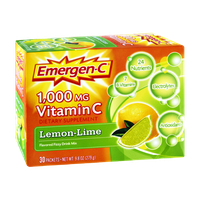 Emergen-C 1,000 mg Vitamin C – Lemon-Lime