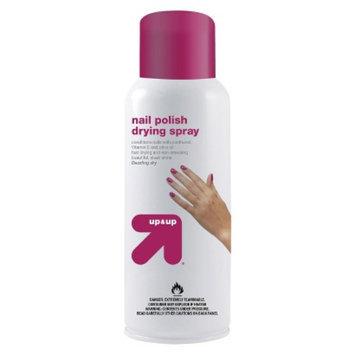 up & up Nail Polish Drying Spray - 8.5 oz