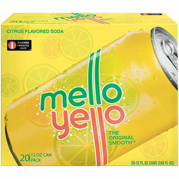 Mello Yello Citrus Soda