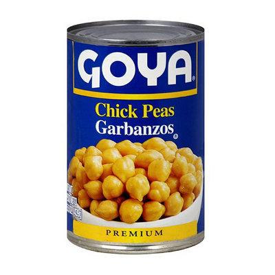 Goya® Chick Peas Garbanzos Premium
