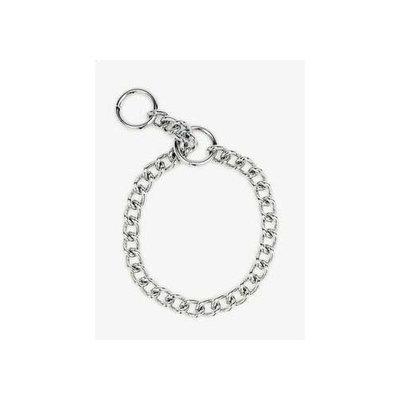 Coastal Pet Products DCPHS41028 Steel Herm Sprenger X-Heavy Chain Dog Training Choke/Collar with 4mm Link, 28-Inch