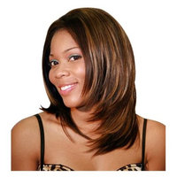 APLUS Ozone Lace Front Wig 007CN-Color #1- Jet Black
