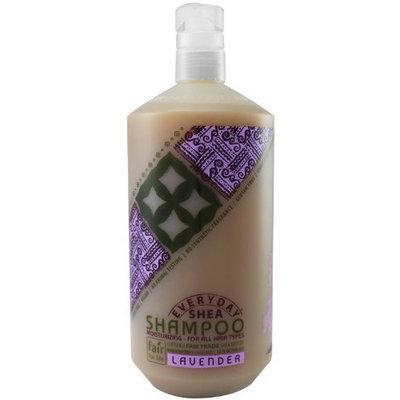 Alaffia EveryDay Shea Shampoo, Lavender, 32 oz (FFP)