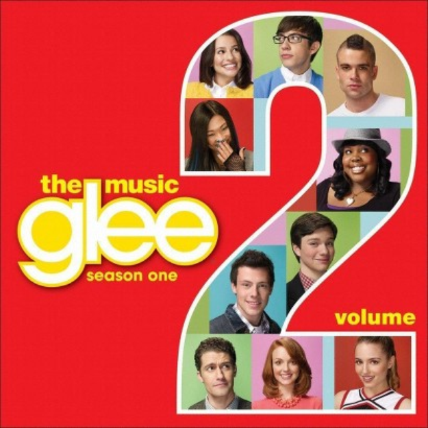 Sony Glee: The Music - Season One, Vol. 2 Soundtrack